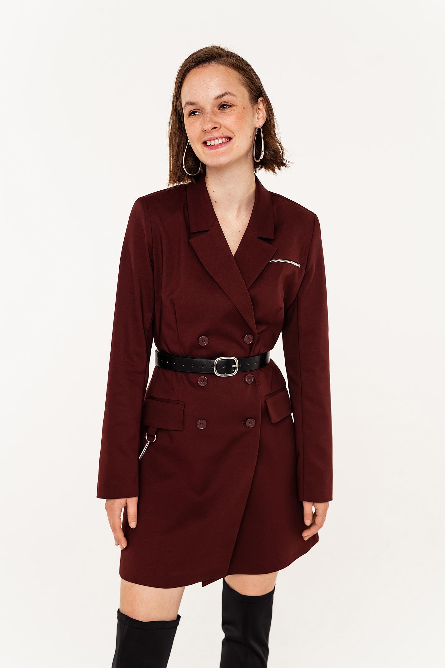 платье пиджак 2021 купить
